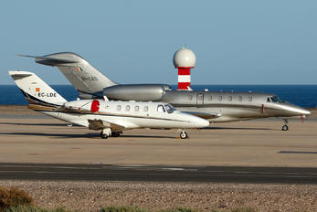 EC-LDE - Private Cessna 525 CitationJet