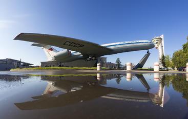 CCCP-86492 - Aeroflot Ilyushin Il-62 (all models)