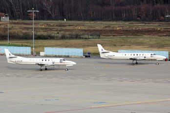 D-CCCC - Bin Air Swearingen SA227-AT Merlin IVC