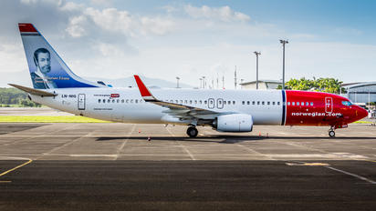 LI-NIG - Norwegian Air International Boeing 737-800