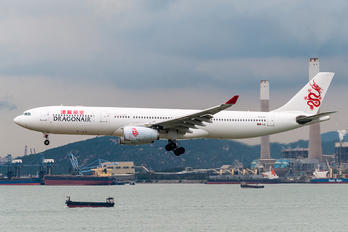 B-LAA - Dragonair Airbus A330-300