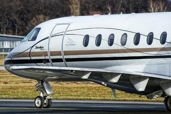 TC-NRN - Private Hawker Beechcraft 4000 Horizon
