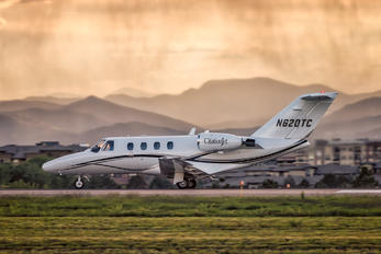 N620TC - Private Cessna 525 CitationJet
