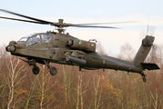 Q-04 - Netherlands - Air Force Boeing AH-64D Apache aircraft