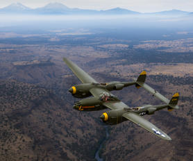 NX2114L - Private Lockheed P-38 Lightning
