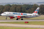 OK-HCA - Travel Service Airbus A320 aircraft