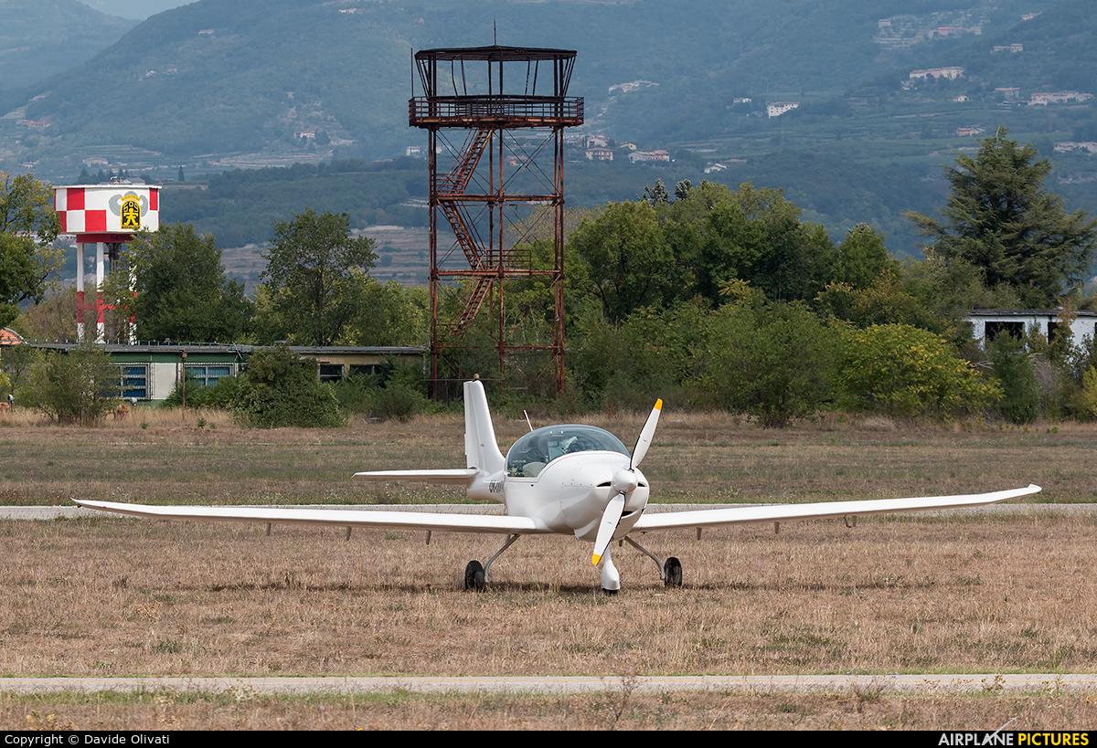 Private OK-OUA 45 aircraft at Verona - Boscomantico