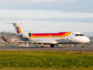 EC-IZP - Air Nostrum - Iberia Regional Canadair CL-600 CRJ-200