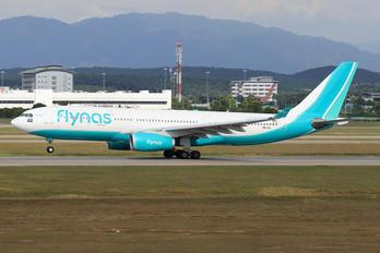 9M-AZL - Flynas Airbus A330-200