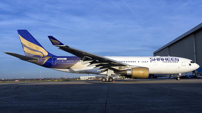 2-PAOH - Shaheen Air International Airbus A330-200