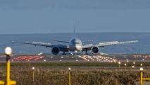 A7-BAU - Qatar Airways Boeing 777-300ER aircraft