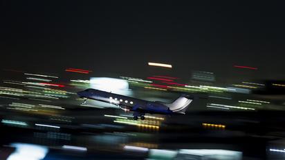 N598KZ - Private Gulfstream Aerospace G-V, G-V-SP, G500, G550