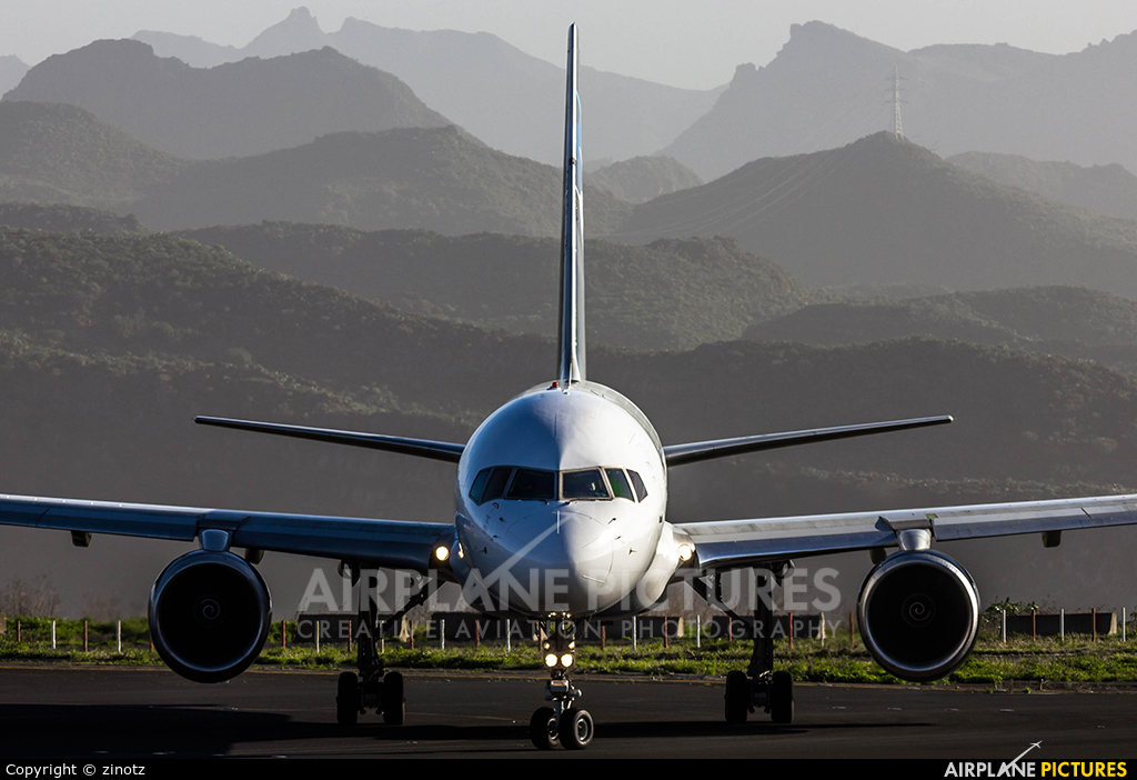 Cygnus Air EC-KLD aircraft at Tenerife Norte - Los Rodeos
