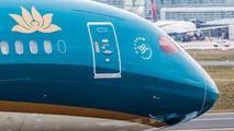 VN-A861 - Vietnam Airlines Boeing 787-9 Dreamliner aircraft