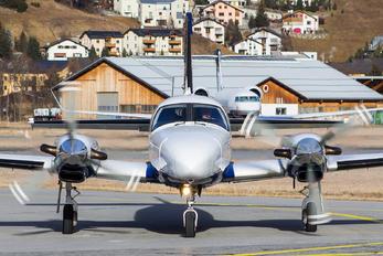 N118HB - Private Piper PA-31T Cheyenne