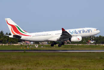 4R-ALA - SriLankan Airlines Airbus A330-200