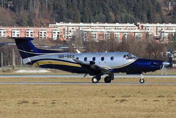 OO-GEE - Private Pilatus PC-12