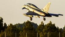 CE.16-11 - Spain - Air Force Eurofighter Typhoon aircraft