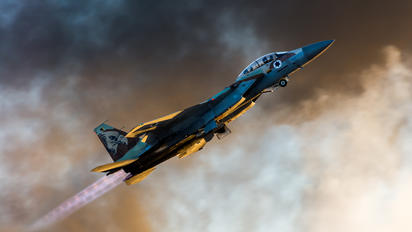 263 - Israel - Defence Force McDonnell Douglas F-15I Ra'am