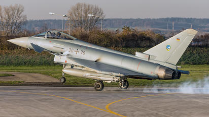 30+76 - Germany - Air Force Eurofighter Typhoon S