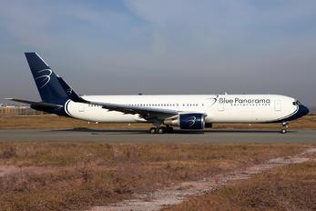 EI-CMD - Blue Panorama Airlines Boeing 767-300ER