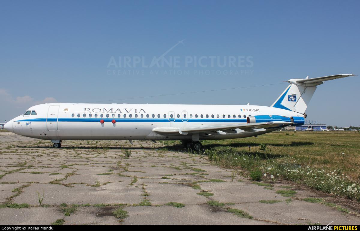 Romania - Government (Romavia) YR-BRI aircraft at Bucharest - Henri Coandă