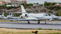 N427MJ - Private Dassault Falcon 2000S aircraft