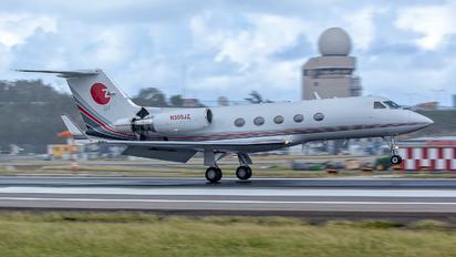 N300JZ - Private Gulfstream Aerospace G-III