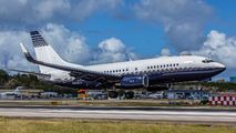 N500LS - Private Boeing 737-700 BBJ aircraft