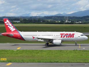 PR-MHX - TAM Airbus A320