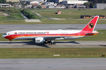 D2-TEF - TAAG - Angola Airlines Boeing 777-200ER