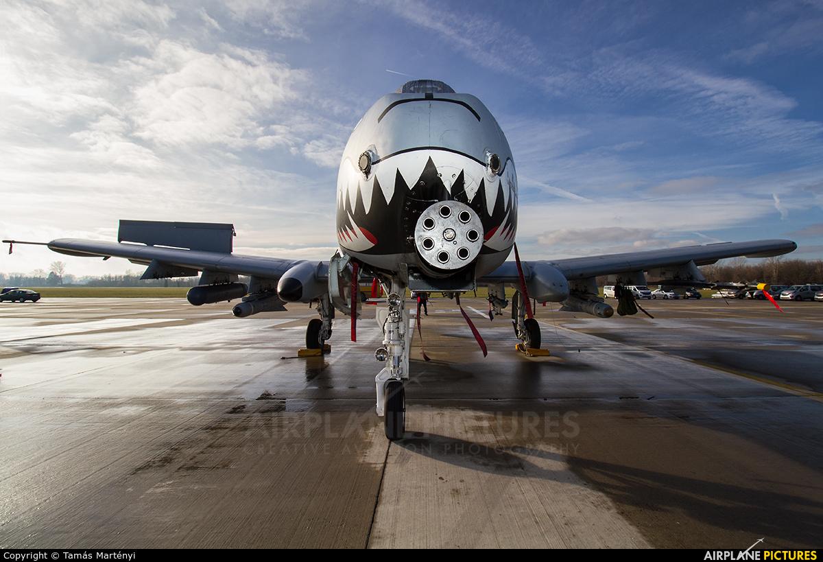 USA - Air Force 81-0995 aircraft at Papa