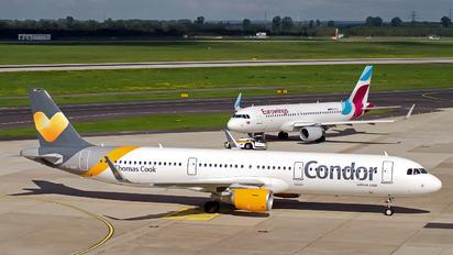 D-AIAC - Condor Airbus A321