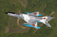 9611 - Romania - Air Force Mikoyan-Gurevich MiG-21 LanceR C aircraft