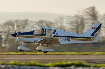 HB-KFD - Groupement de Vol à Moteur - Lausanne Robin DR.400 series