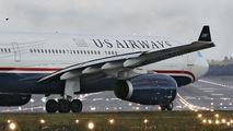N285AY - US Airways Airbus A330-200 aircraft