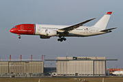 LN-LNC - Norwegian Air International Boeing 787-8 Dreamliner aircraft