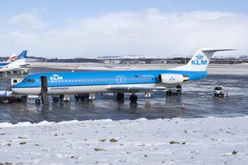 PH-OFC - KLM Cityhopper Fokker 100