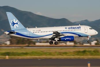 XA-JLG - Interjet Sukhoi Superjet 100
