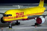 G-BMRC - DHL Cargo Boeing 757-200F aircraft