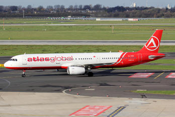 TC-ETM - Atlasglobal Airbus A321
