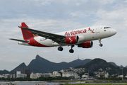 PR-AVD - Avianca Brasil Airbus A319 aircraft