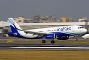 VT-IFT - IndiGo Airbus A320 aircraft