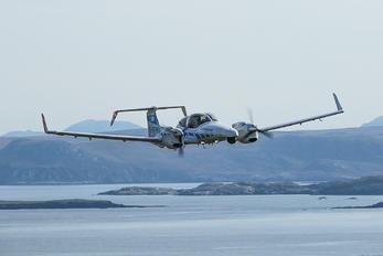 G-FFMV - Cobham Aviation Diamond DA 42 Twin Star