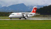HB-IXQ - Swiss British Aerospace BAe 146-300/Avro RJ100 aircraft