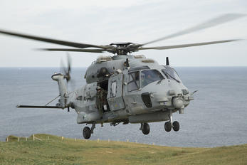11 - France - Navy NH Industries NH90 NFH