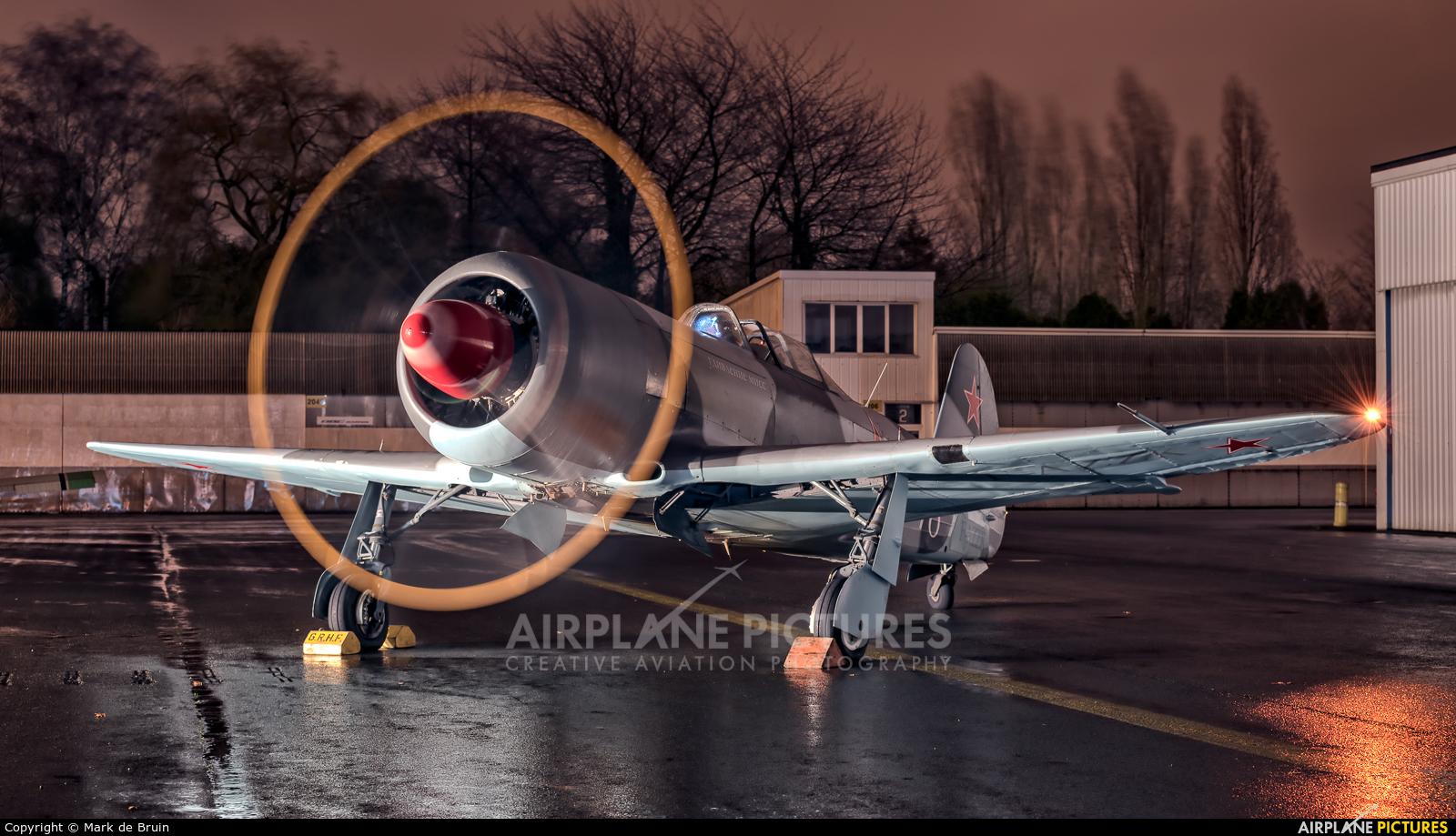 Private F-AZZK aircraft at Antwerp - Deurne