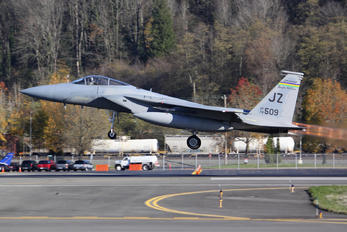 78-0509 - USA - Air Force McDonnell Douglas F-15C Eagle