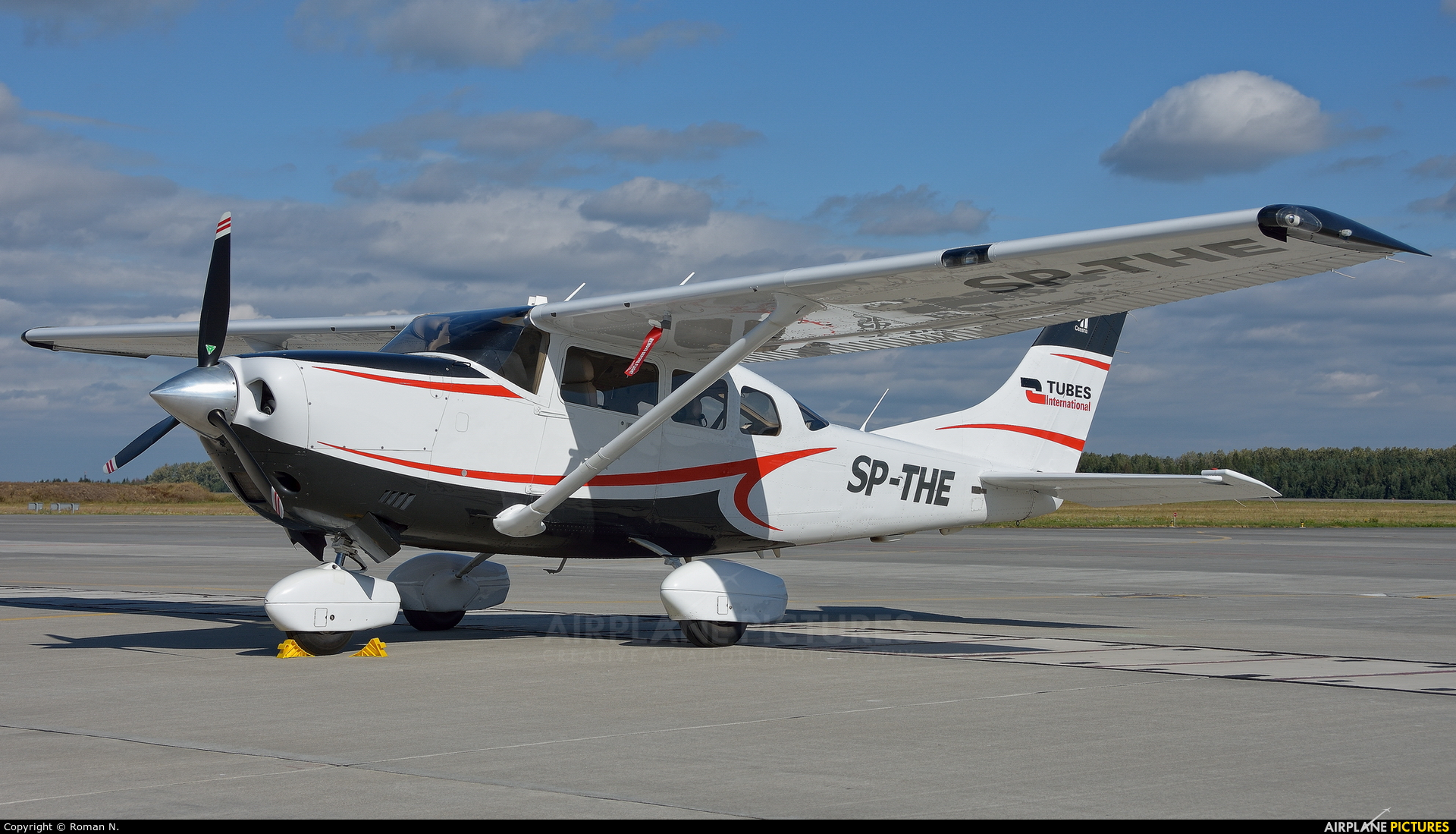 Sp The Private Cessna 206 Stationair All Models At