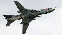 3819 - Poland - Air Force Sukhoi Su-22M-4 aircraft
